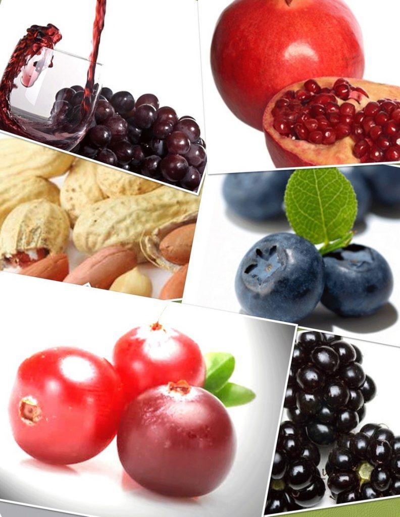 Le Resveratrol bio extrait de la peau du raisin rouge et d'autres fruits est un anti cancer naturel puissant comme les amandes amères d'abricot, l'artemisia annua ou les feuilles de graviola corossol